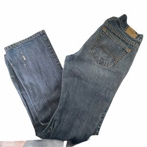 Abercrombie & Fitch Button Up Jeans - 6Long